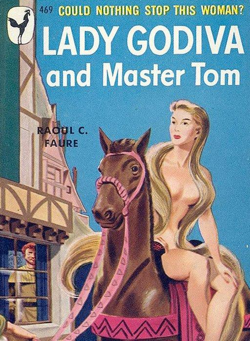 lady godiva book cover