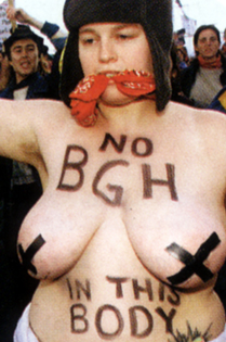 nude against BGH