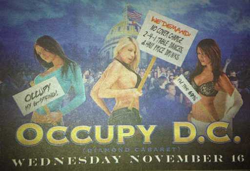 occupy strippers